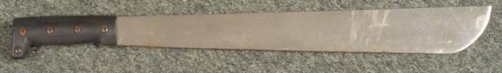 Buffalo Machete Knife w/ Sheath 17 Inch Blade