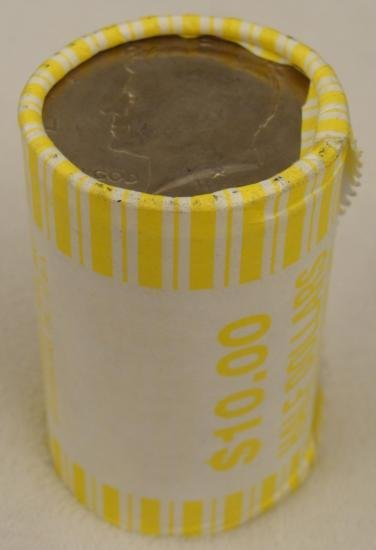 1976 D Bank Roll Kennedy Halves Half Dollars Comm. Coin