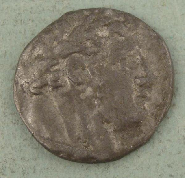 Copy of Tetradrachus Phoenicia Tyre Ancient Coin Lead