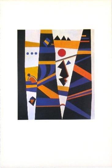 Kandinsky Liaison Poster