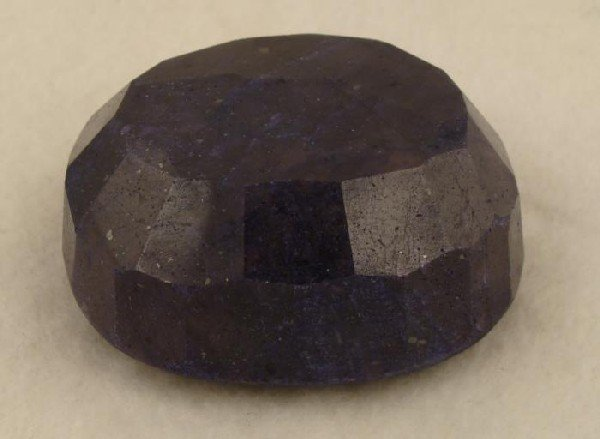 1180ct Museum Size Natural Blue Sapphire Oval Cut