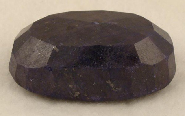 HUGE 1071.2ct Museum Size Natural Blue Sapphire Oval
