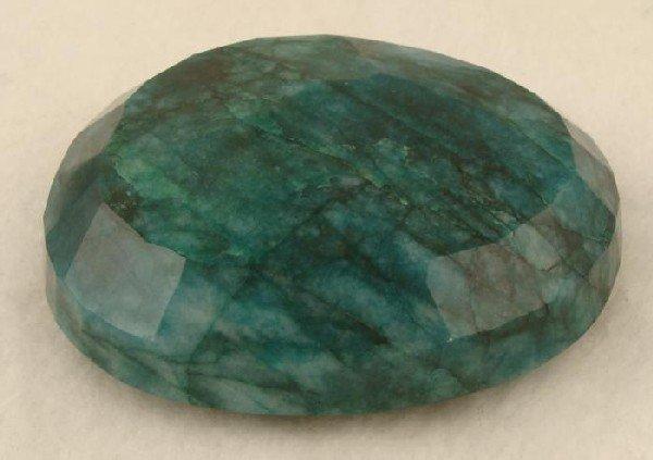 BIG 1373ct Natural Emerald Oval Cut