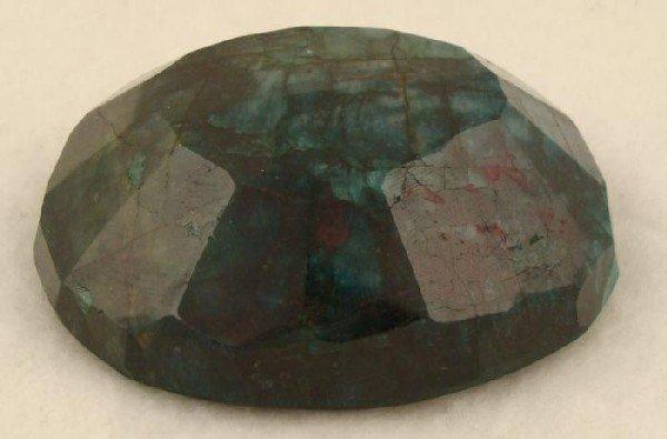 BIG 1110ct Natural Emerald Oval Cut