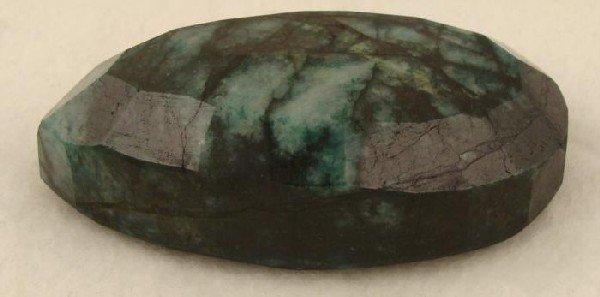 1044ct Natural Emerald Pear Cut