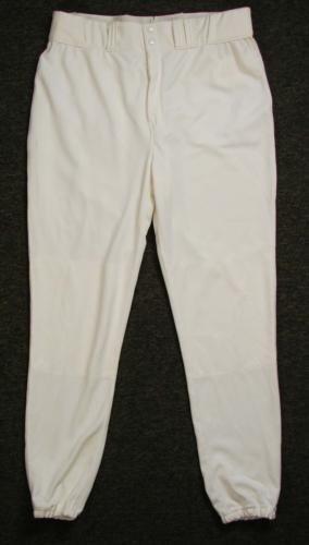 Wilson Mens Baseball Pants White Size 36