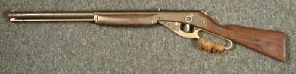 DAISY 660 TRAILRIDER RICOCHET POP GUN