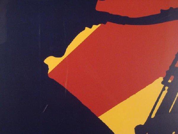 Aerobleu Spirit of Cool Vintage Jazz Poster 1959 - 2