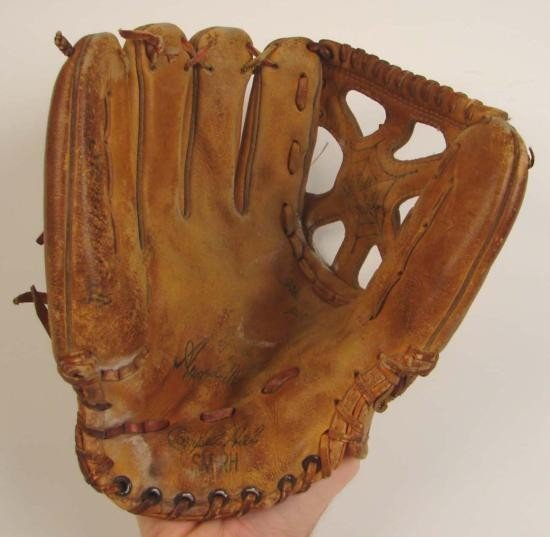 Stan Musial Spider Web Model LH Baseball Glove Mitt