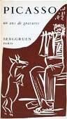 1959 Picasso 60 ans de Gravures Mourlot Book