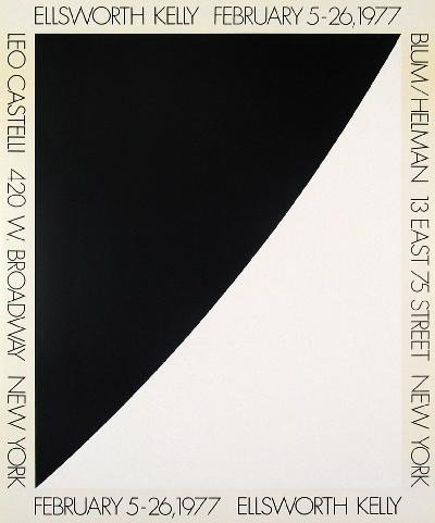 1977 Kelly Untitled Poster