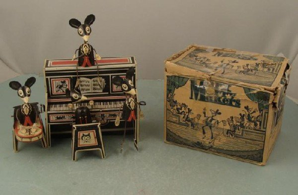 Marx Merry Makers Vintage Wind-Up Toy 1930s