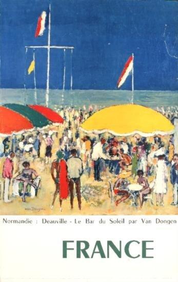 van Dongen Normandie-Deauville Mourlot Litho