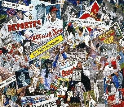 Signed Baird The Art of Baseball Watercolor