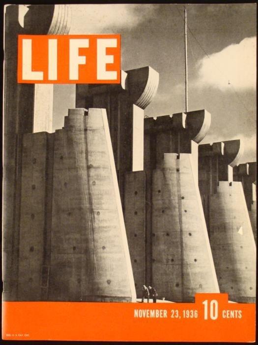 LIFE Magazine Inaugural Issue 1st November 23, 1936