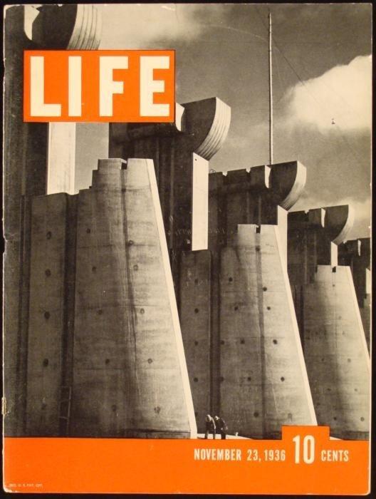 Inaugural Issue 1st LIFE Magazine November 23, 1936