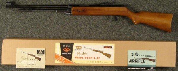 Model B3-1 G 6238 Industry Co2 Air Rifle Airgun In Box