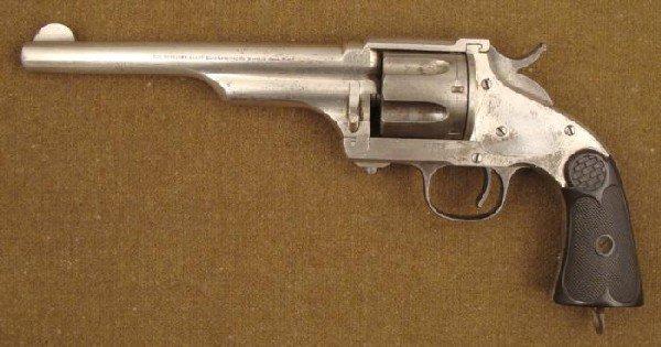 Merwin Hulbert Rare Antique 1873 Winchester Revolver