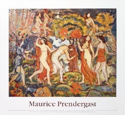 1990 Prendergast Fantasy Poster