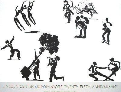 1995 Schonzeit Capriccio Serigraph