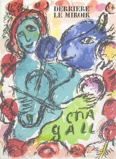 1972 Derriere le Miroir, no. 198 Book