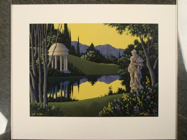 Jim Buckels Vespertina Classical Signed Ltd Art Print