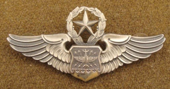 Post WWII Command Pilot Wings Mark (Vanguard)