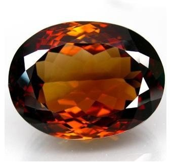 HUGE 56.02CT NATURAL UNHEATED IMPERIAL TOPAZ