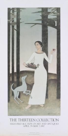 1982 Barnet Persephom Poster