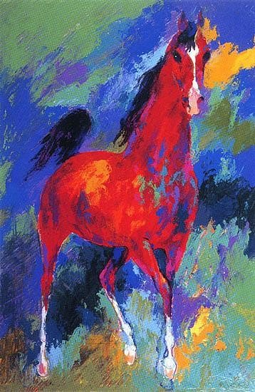 Khemosabi+++ By LeRoy Neiman Georgeous
