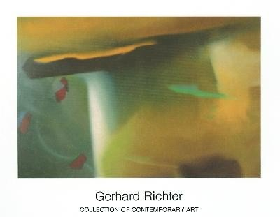 Richter Abstraktes Bild, 1977 Poster