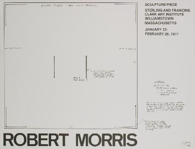 1977 Morris Williams College Proposal Litho