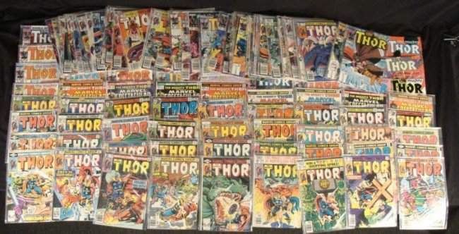 121 Mighty Thor Marvel Comic Book Marvel Spectacular