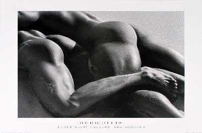Ritts Duo IV, Mexico (1988) Poster