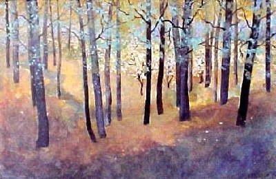 Golden Meadow by Welsh