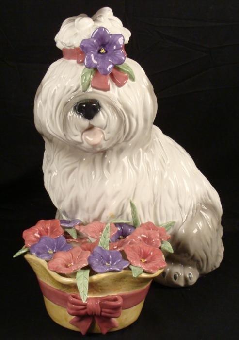 Merrymac Petigree Pets Ltd Ed Sheepdog Dog Figurine