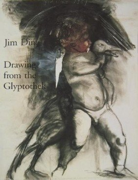 1993 Jim Dine Drawing from the Glyptothek Book