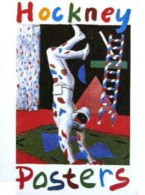 1987 Hockney Posters Book