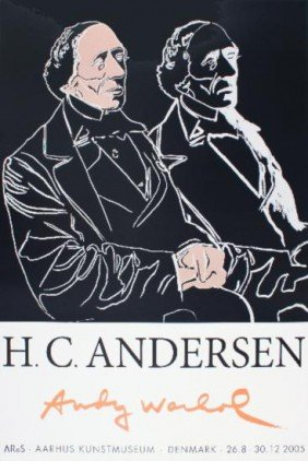 2005 Warhol H.C. Anderson Poster