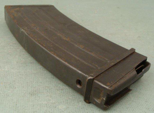 ORIG WWII JAPANESE TYPE 96 LIGHT MACHINE GUN MAGAZINE - 3