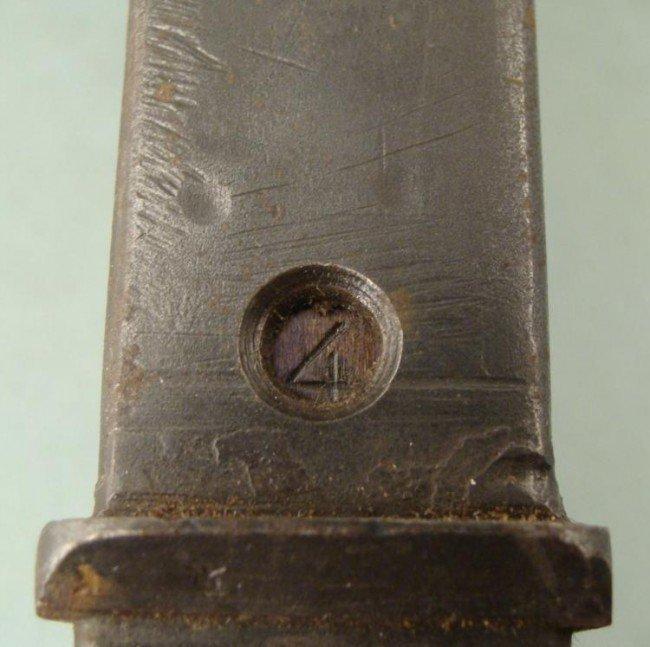 ORIG WWII JAPANESE TYPE 96 LIGHT MACHINE GUN MAGAZINE - 5