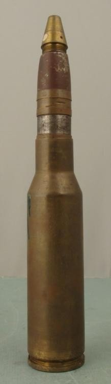 WWII JAPANESE 51 CAL ANTI-AIRCRAFT TRACER ROUND ORIG