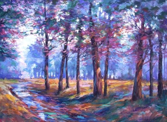 Forest Original Acrylic