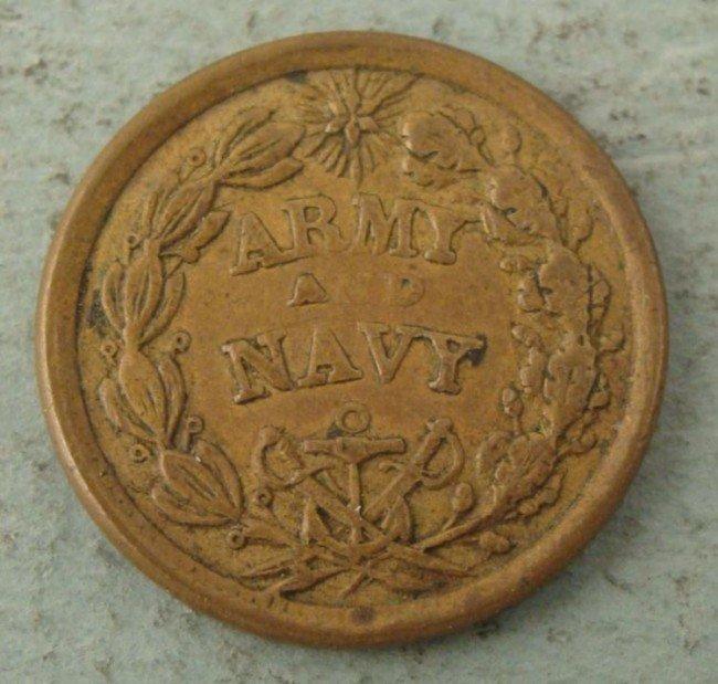 1862 Civil War Token