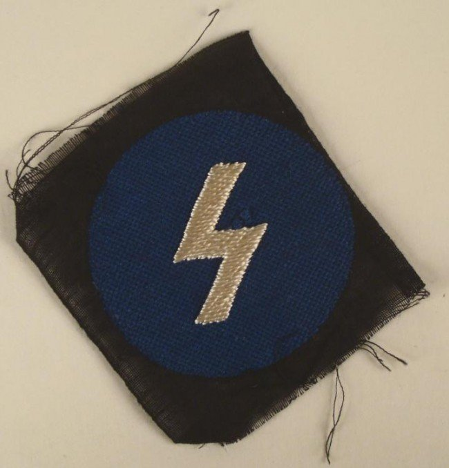 NAZI PERIOD GERMAN (DJ) HITLER YOUTH FOREIGN INSIGNIA