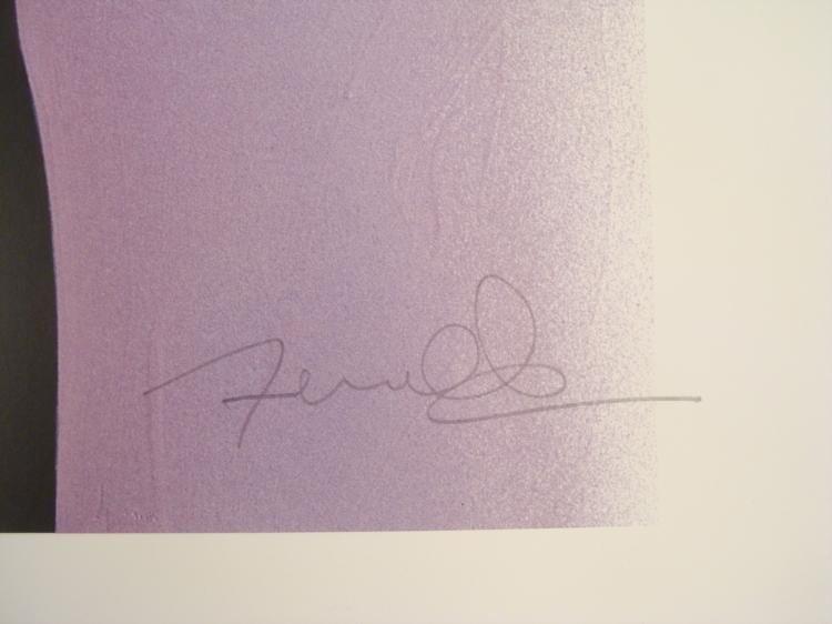 Albert Fennell : Serenade Guitarist Art Print - 3