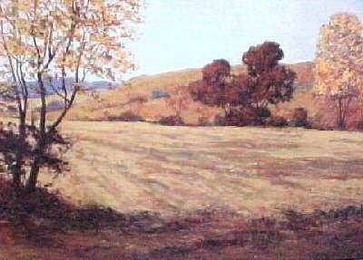The Field by Baker- Original Acrylic