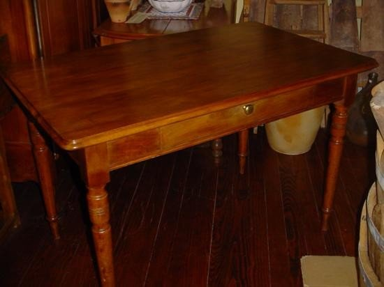 French Louis Philippe table circa 1850