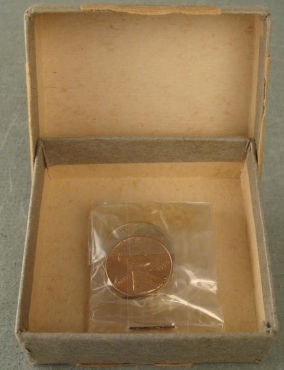 1953 US Silver Proof Set in Original Box w/Orig Plastic