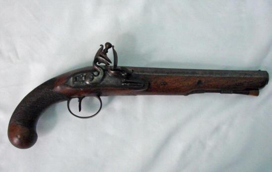 Rare and Fine original carbine calibre full-stock offic